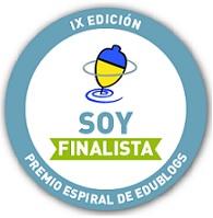 Finalistas IX Espiral Edublogs